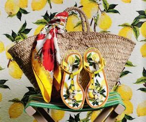 Женские аксессуары Dolce & Gabbana весна-лето 2016
