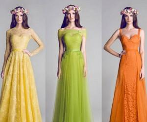 Платья Hamda Al Fahim 2013