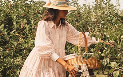 Красивые модные платья By Malina весна-лето 2021