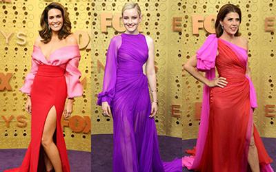 Лучшие вечерние платья гостей премии Emmy 2019