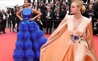 Образы гостей церемонии открытия Каннского кинофестиваля 2019