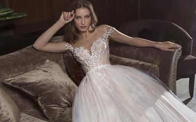 Коллекция свадебных платьев Emanuel весна-лето 2019