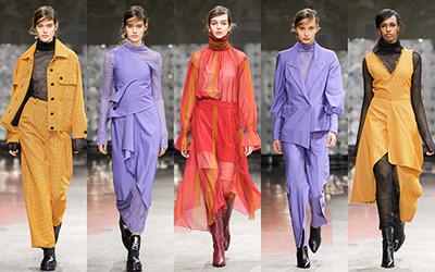 Обзор коллекций на Неделе моды в Копенгагене осень-зима 2020-2021