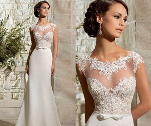 Mori Lee by Madeline Gardner Blu Collection 2015