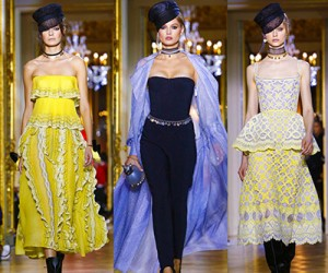 Ulyana Sergeenko Haute Couture весна-лето 2016