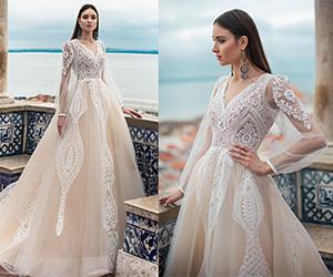 Свадебные платья Oksana Mukha 2019