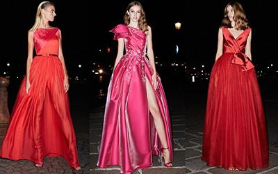Вечерние платья и костюмы Rami Al Ali весна-лето 2022