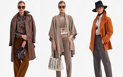 10 модных образов осень-зима 2019-2020 из коллекции Luisa Spagnoli