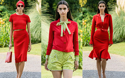 Женская одежда Genny весна-лето 2021
