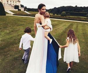 Erica Packer для журнала Vogue Australia