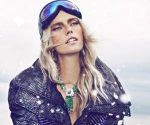 Cato Van Ee для журнала Vogue Spain Joyas