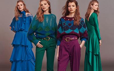 Женская одежда Alberta Ferretti Pre-Fall 2020