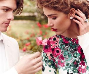 Chanel Celaya для журнала Tatler Russia