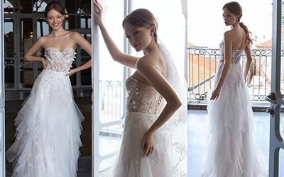 Коллекция свадебных платьев Daria Karlozi 2020