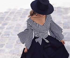 Одежда в клетку. Примеры на модных блогерах.