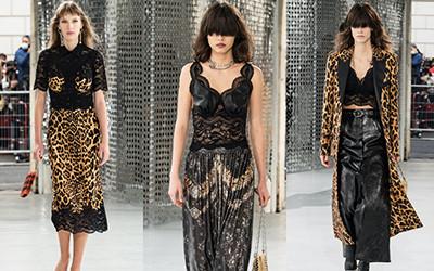 Женская одежда Paco Rabanne весна-лето 2021