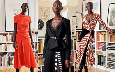 Стильные образы для женщин с шикарным вкусом от дизайнера Alexandre Blanc