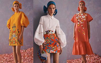 Женская одежда Carolina Herrera Resort 2020