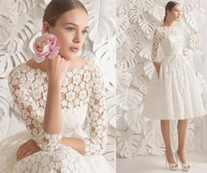 Свадебные платья Rosa Clará 2017