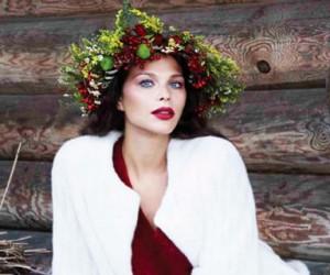 Фотосессии для журнала Elle Russia Ноябрь 2012