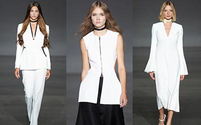 Женская одежда Elena Burenina весна-лето 2022