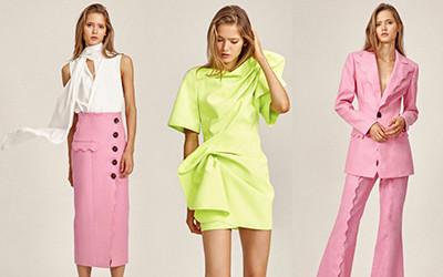 Женская одежда Acler осень-зима 2019-2020