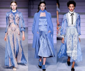 Temperley London осень-зима 2017-2018