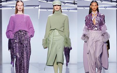 Женская одежда Sally LaPointe осень-зима 2019-2020