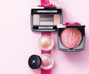 Коллекция  макияжа Lancome French Ballerine весна 2014