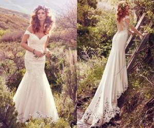 Свадебная коллекция Maggie Sottero 2017