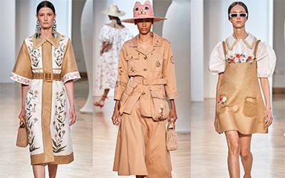 Женская одежда Vivetta весна-лето 2020