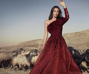 Saiid Kobeisy Haute Couture осень-зима 2018-2019