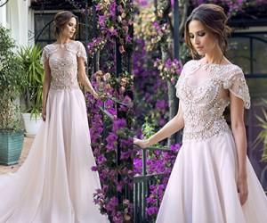 Свадебные платья Anaelle Haute Couture 2017