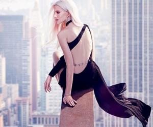 Sasha Luss для журнала Vogue Russia