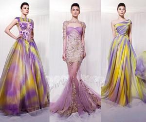 Tarek Sinno Haute Couture весна-лето 2014