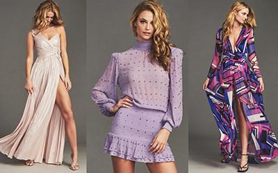 10 эффектных модных платьев Retrofete весна-лето 2021