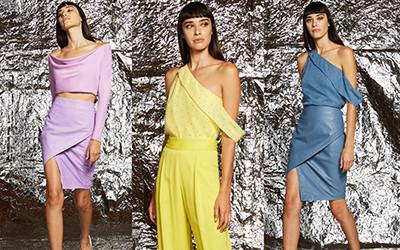 Женская одежда Michelle Mason весна 2019
