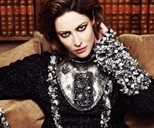 Anna Mouglalis для журнала Harper's Bazaar Korea