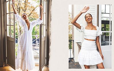 Модная женская одежда Charina Sarte весна-лето 2021