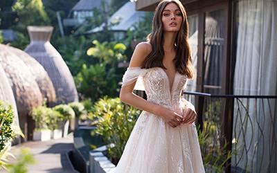 Коллекция свадебных платьев Milla by Lorenzo Rossi весна-лето 2020