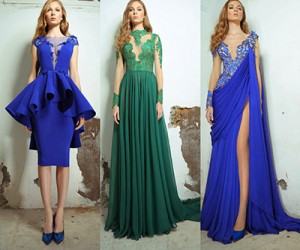 Marwan & Khaled Couture осень-зима 2015-2016