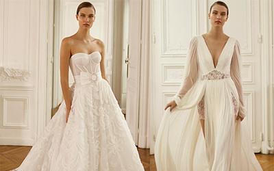 Свадебные платья Dana Harel весна-лето 2020