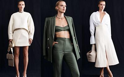 Безупречные и стильные женские образы Studio Amelia 2021