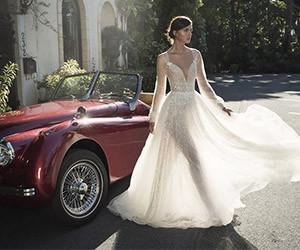 Свадебные платья Netta BenShabu 2019