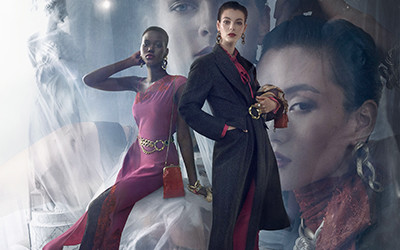 Рекламная кампания женской одежды Zara осень-зима 2019-2020