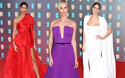 Гости и победители премии BAFTA 2020