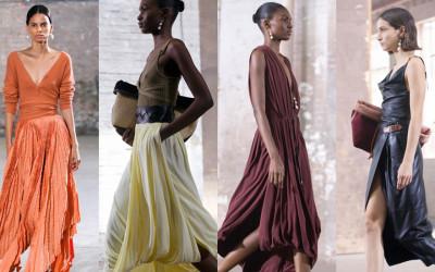 Африканский шик в коллекции Altuzarra весна-лето 2021