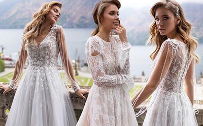 Свадебные платья Daria Karlozi 2020