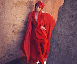 Vogue Spain Март 2015