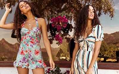 Женская одежда Lost + Wander весна-лето 2020